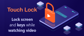 Touch Lock for YouTube